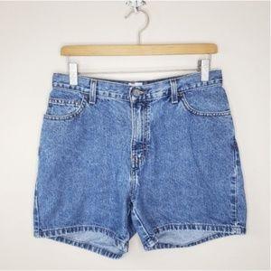 *Vintage 90s Calvin Klein Jeans | Denim Mom Shorts